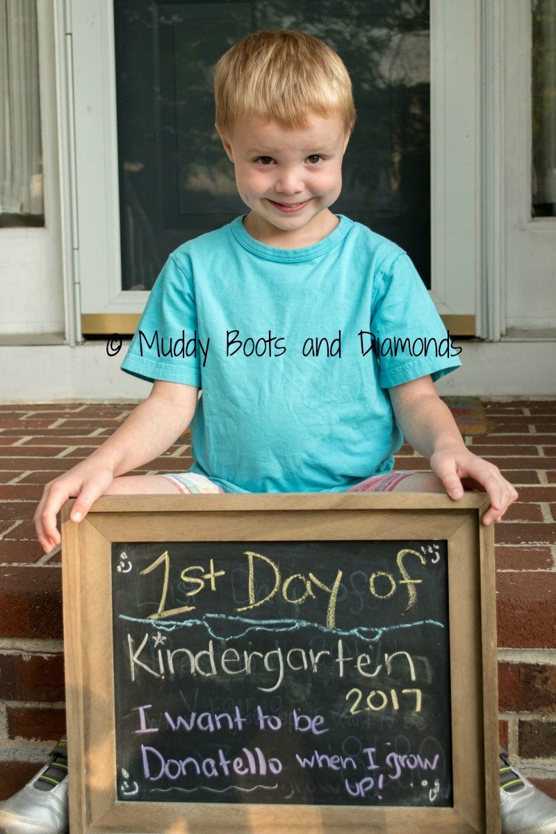 Kindergarten: The Next Phase via muddybootsanddiamonds.com