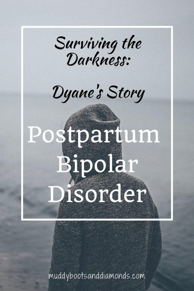 Surviving Postpartum Bipolar Disorder muddybootsanddiamonds.com