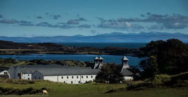 The well situated Ardbeg distillery