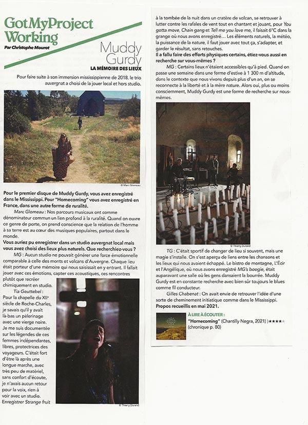 Interview magazine soulbag
