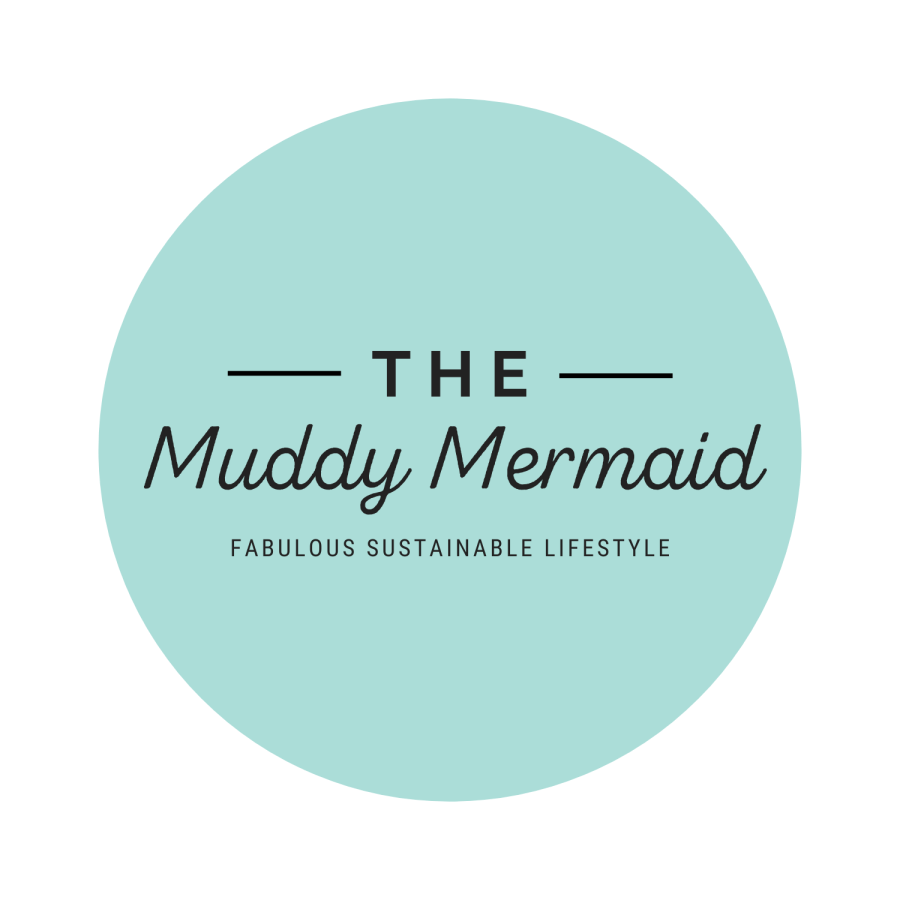 The Muddymermaid logo fabulous sustainable lifestyle