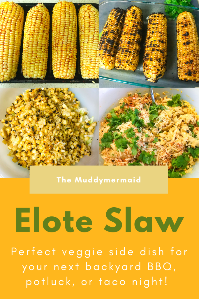 Elote Slaw meatless monday