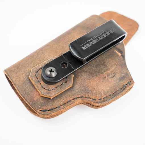 leather iwb holster