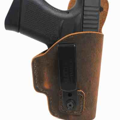 The Most Comfortable Concealed Carry Holsters - Muddy River