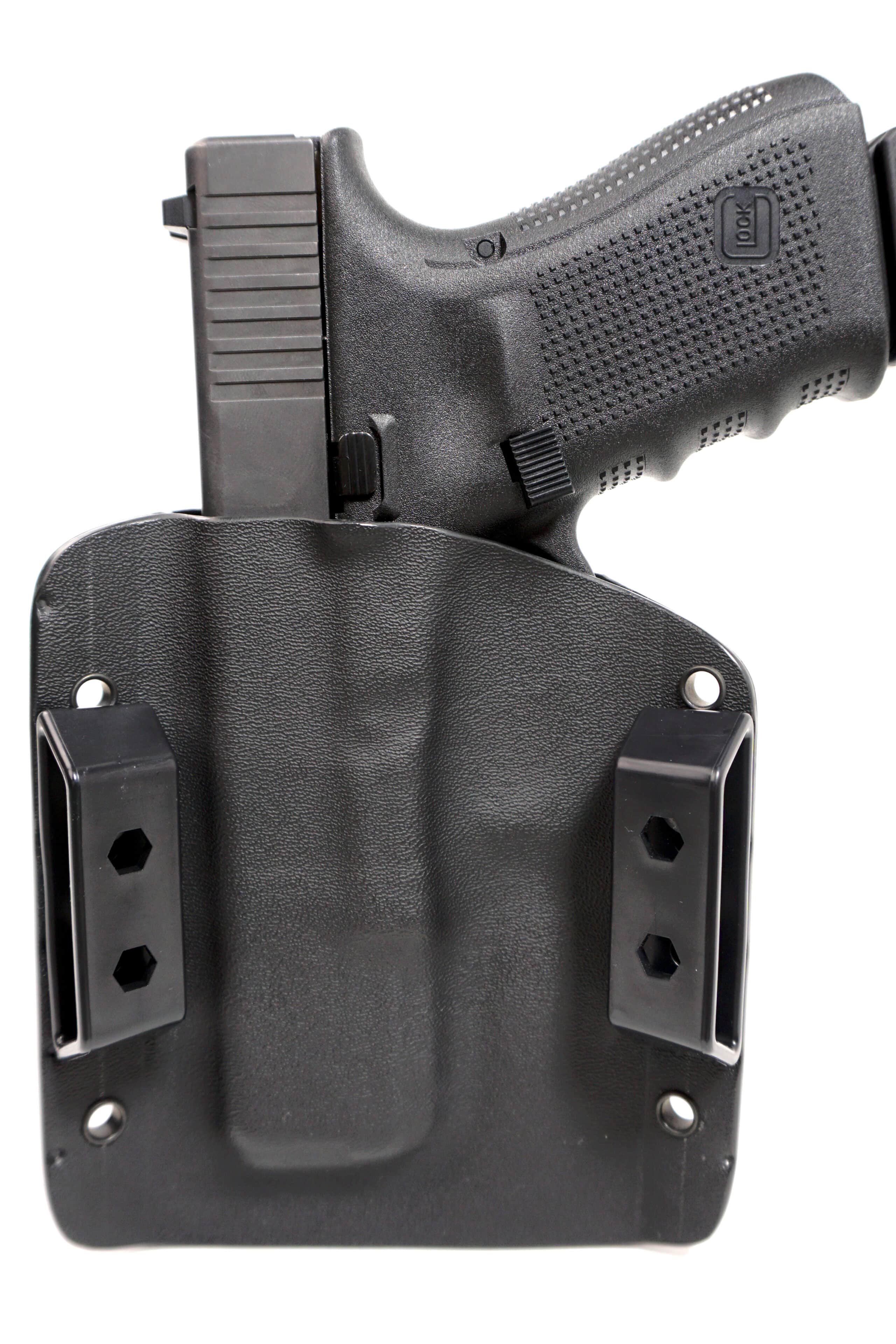 Glock 19 / 23 with Streamlight TLR-1 OWB Kydex Holster