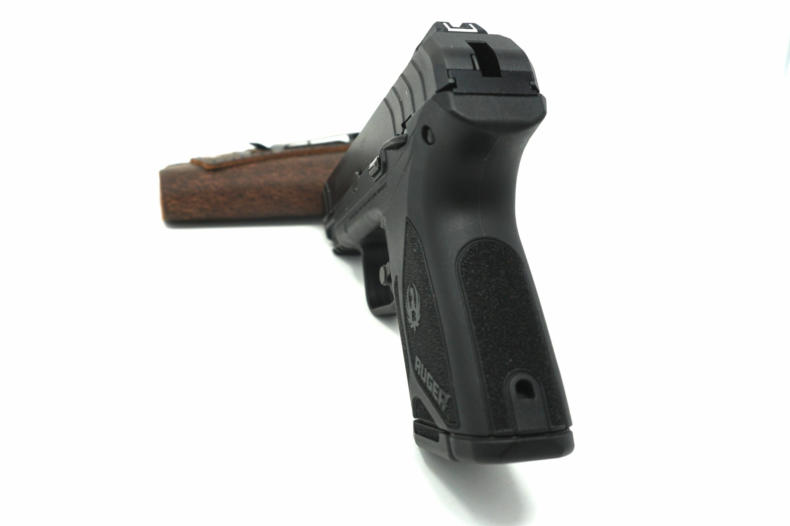 Ruger Security 9 Compact IWB Leather Holster -Concealed