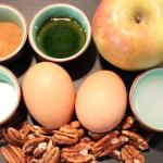 Apple Pie Breakfast Eggs | MudHollow.com