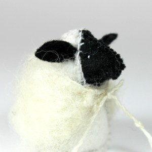 Cloud the Little Felt Sheep | MudHollow.com