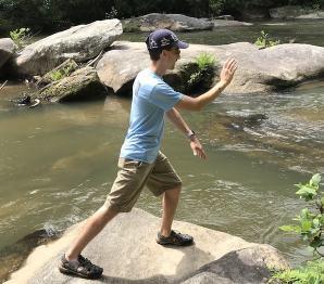 Sensei Winn Tai Chi River
