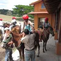 Adventure in Costa Rica with a horse named Kicker