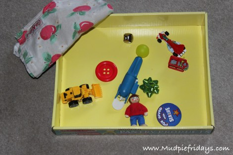 Toddler Memory Game