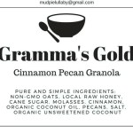 cinnamon pecan