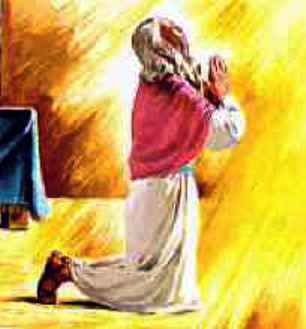 Daniel Views God