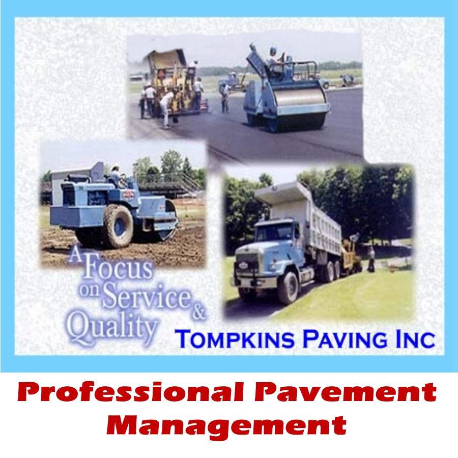 Tompkins Paving Inc