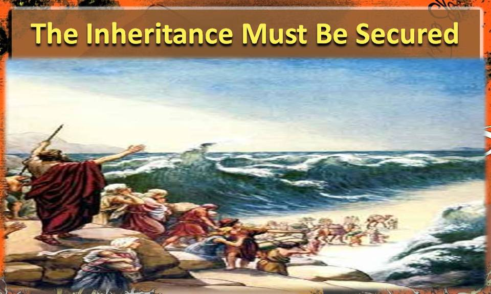 inheritance-must-be-secured