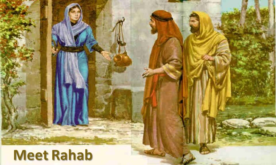 Meet Rahab the Prostitute