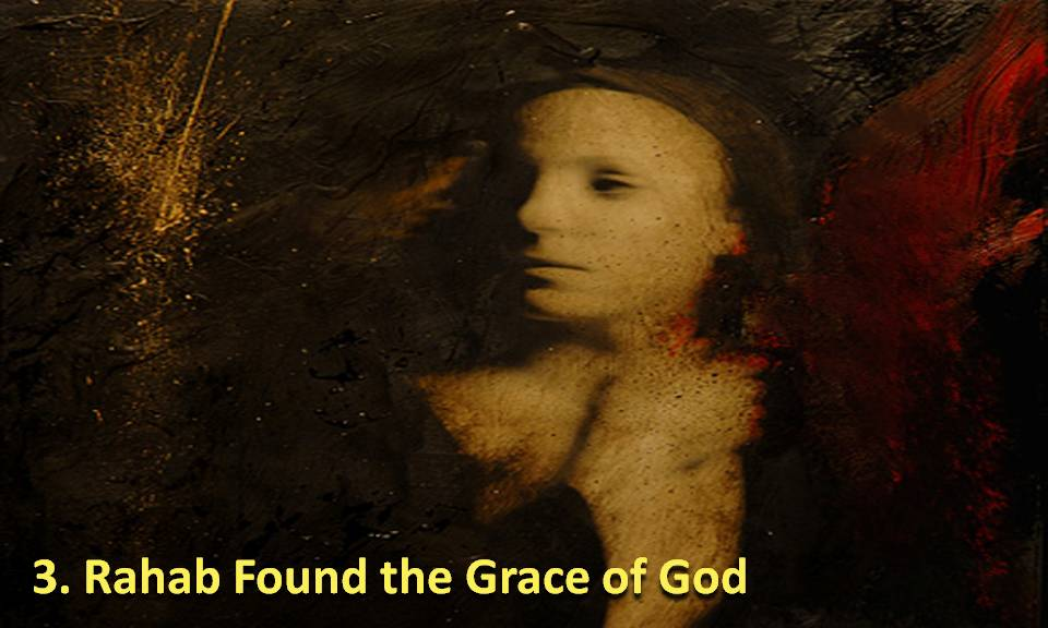 Rahab Found Grace of God