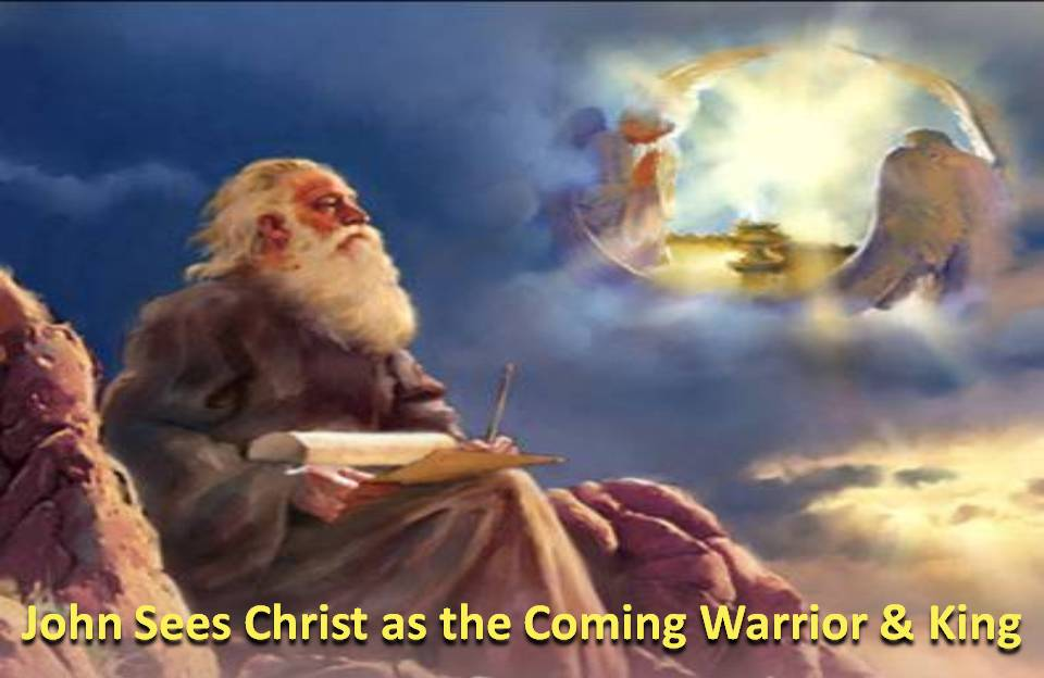 John Jesus Coming Warrior King