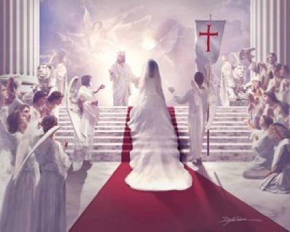bride christ marriage