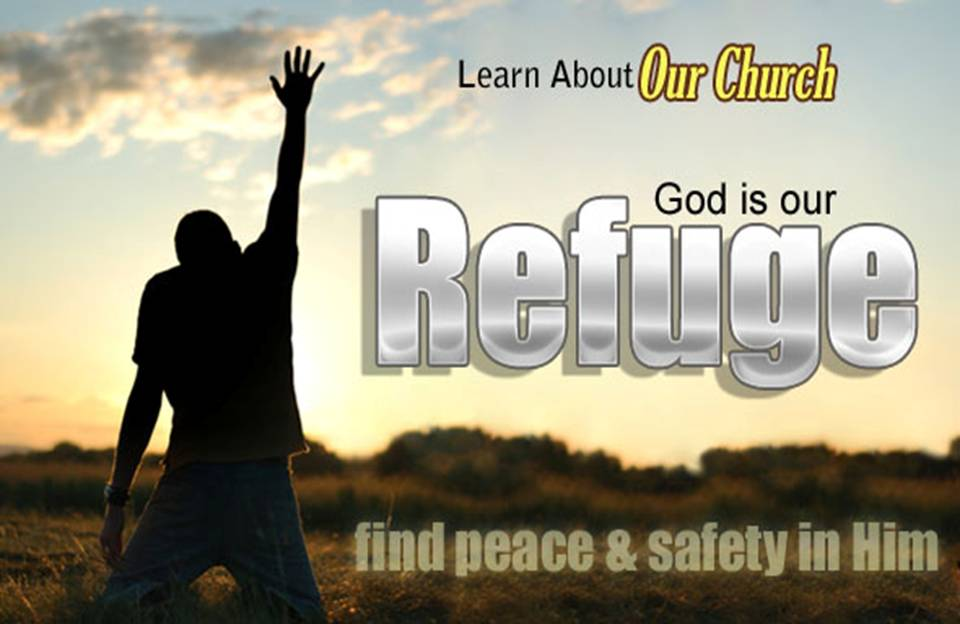 Church is to be a Refuge