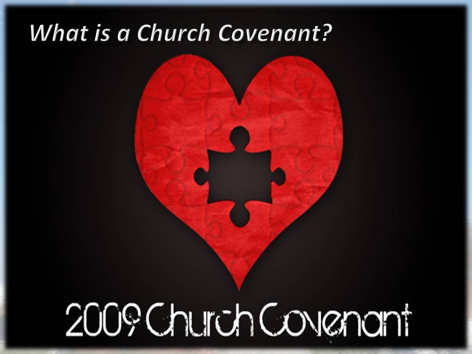 What is Church Covenant