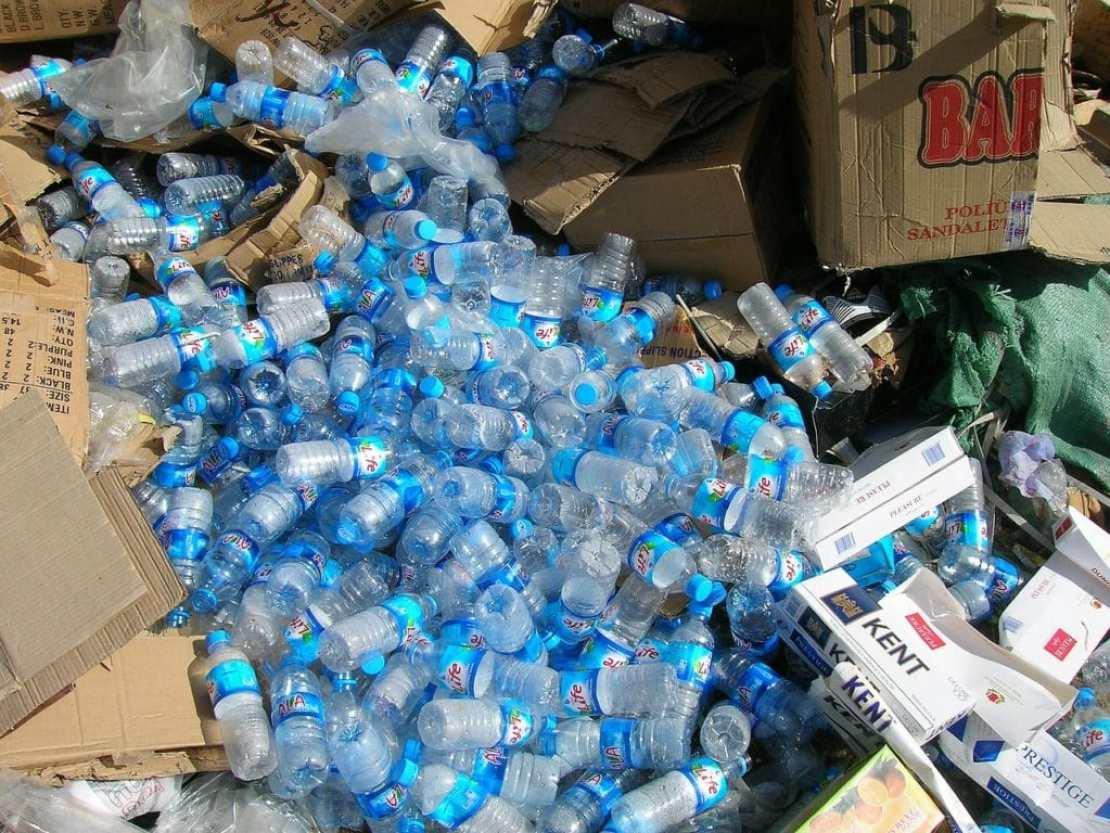 Отходы не просто мусор – это прежде всего сырьё