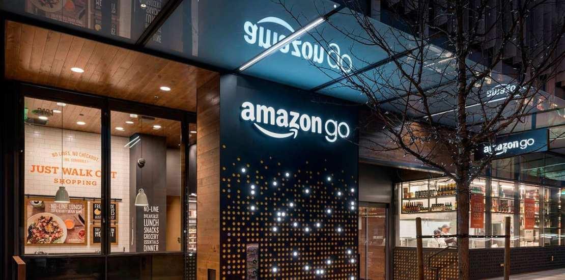 Магазин будущего amazon go