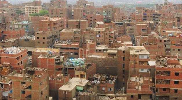 Маншият-Насир мусор отходов