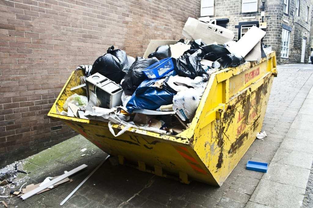 мусор свалка отходов