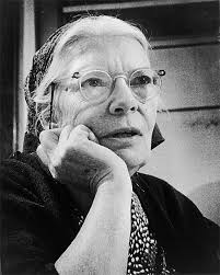 Dorothy Day in scarf