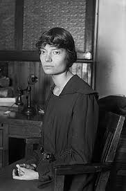 Dorothy Day young