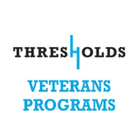 Thresholds Veterans Logo