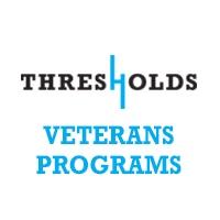 Thresholds Veterans Logo
