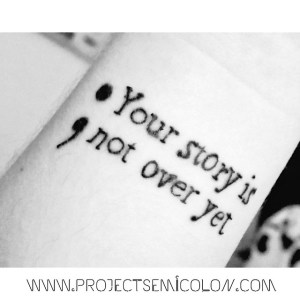 project semicolon