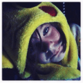 Phoenix in Pikachu hat