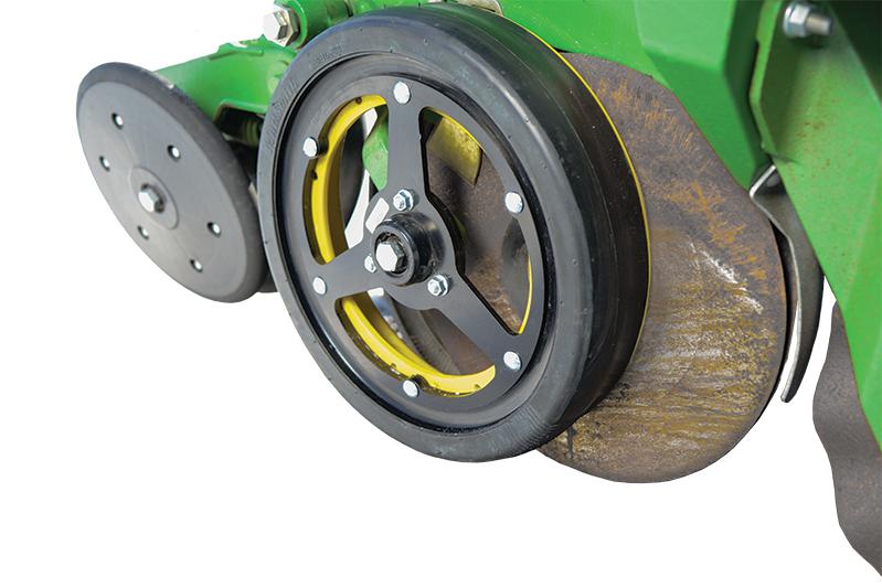 MudRX gauge wheel protector