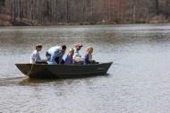 A boat full