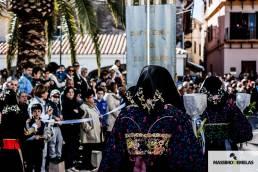 Rito de S'Incontru - Siniscola (Nuoro) 20 aprile 2014 - Riti Settimana Santa Sardegna