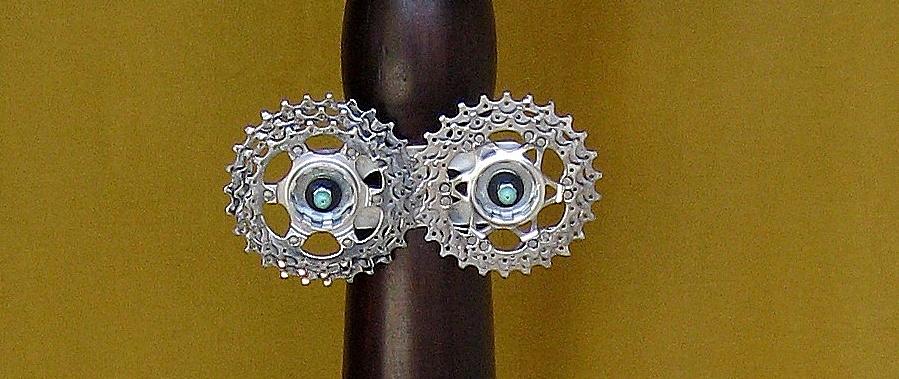 La Bella Donna della Bicicletta - Close up