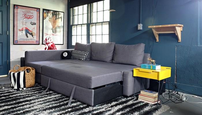 5 Sofás Cama Baratos De Ikea Para Tu Salón O Habitación De