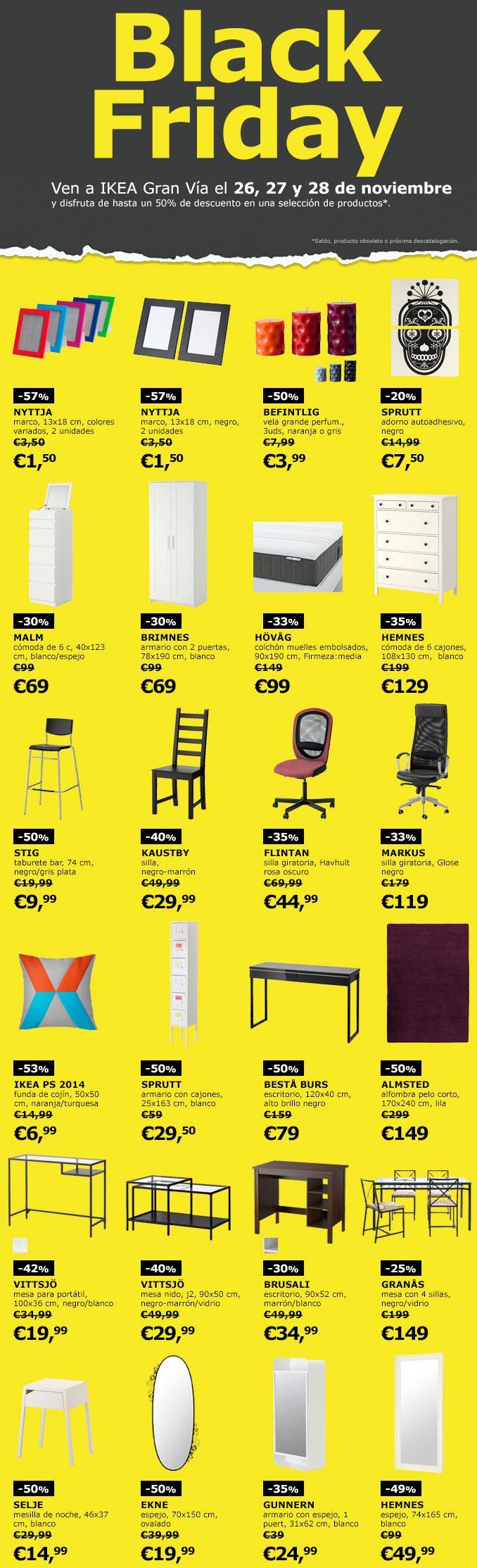 Las Ofertas Black Friday Ikea 2015 España Empiezan El 26 De