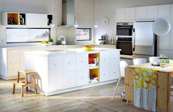 Cocinas Con Isla Ikea - Decorasi