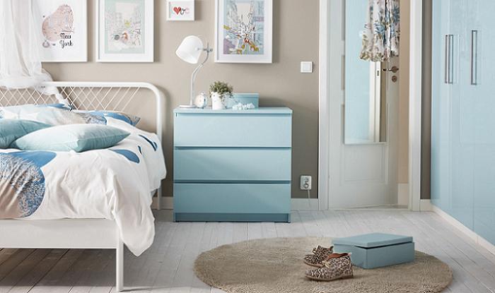 Los Nuevos Dormitorios Ikea 2017 Del Catálogo Pura