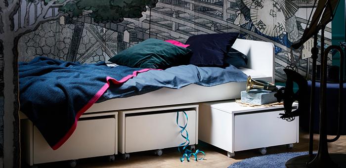 La Nueva Cama Nido Släkt De Ikea Del Catálogo 2018 Mueblesueco