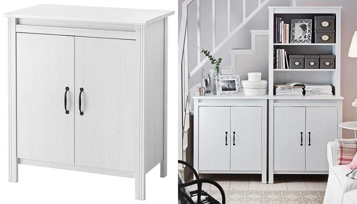 Muebles Auxiliares De Salon Ikea - Decorasi