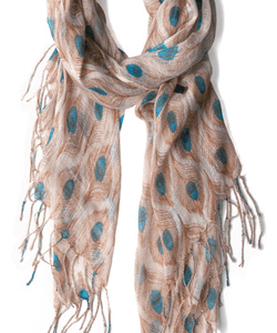 All Eyes on Me Scarf