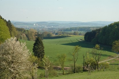 Blick vom Hollenstein