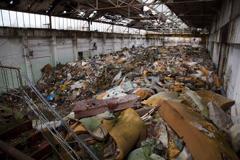 Behörden machtlos gegen Müllbarone