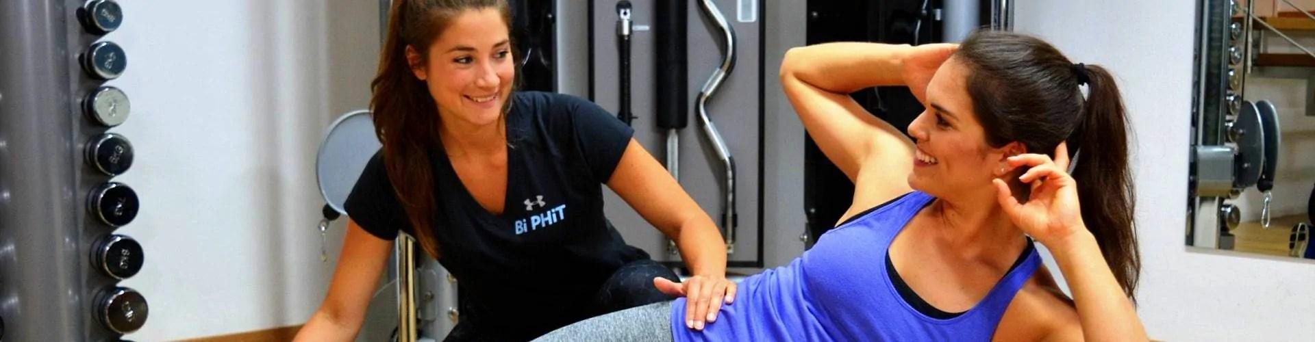 Personal Training bei Bi PHIT