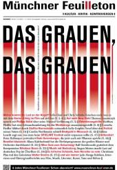 Münchner Feuilleton Ausgabe 89